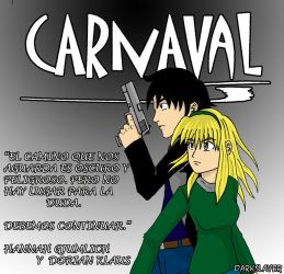 Carnaval Fanart 2 by d4rkslayer