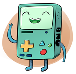 March of Robots 5-5 BMO by Russell-LeCroy