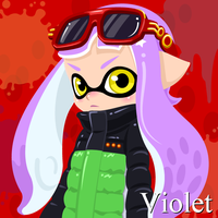 Violet by TheCriticalKidd