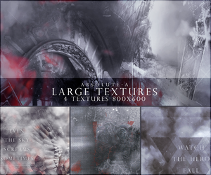 Large textures -Pack#5 by Absolute-A
