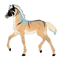 N3224 Padro Foal Design for DarkestNation by casinuba