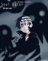 Soul Eater: Death the Kid by XipKseny