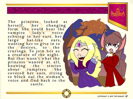 Another Princess Story - Denial and Flee by Dragon-FangX