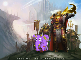 Rise of the Slaanyphant by Empyronaut