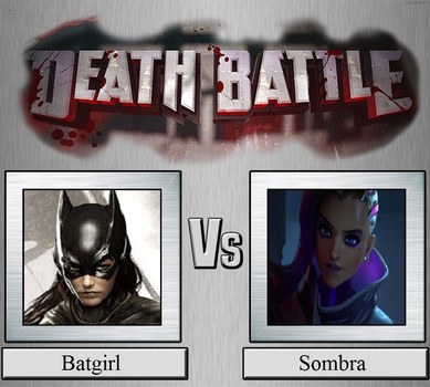 Batgirl vs. Sombra by JasonPictures