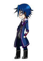 Project [K]: Fushimi Saruhiko by Zweenii