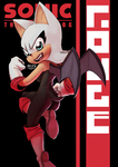 Rouge the Bat by ResidentEvilffs