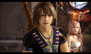 Serah and Noel Screenshot n.1 by SerahsBowBlade