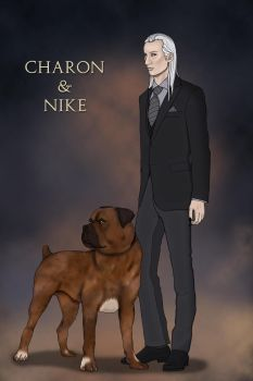 Charon and Nike by catherine-dair