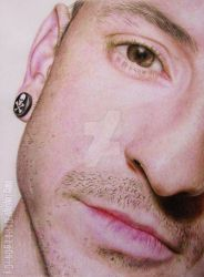 Chester Bennington ... by im-sorry-thx-all-bye