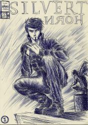 Silverthorn Comics - Sketch by Cromoedge