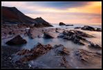 Millook of Cornwall by Wivelrod
