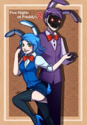 Five Nights at Freddy's 2 by DeluCat