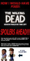 The Walking Dead Fixed (SPOILERS) by Phantosanucca