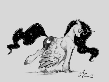 Daily Doodle 427 by Amarynceus