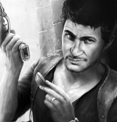 Nathan Drake (Uncharted 4) by Shuploc