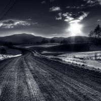 VT Road by IraMustyPhotography