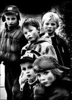 kids from the street by ssuunnddeeww