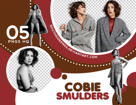 Png Pack 3647 - Cobie Smulders by southsidepngs