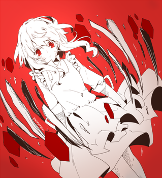 [kagepro] the queen of this tragedy by parrareru