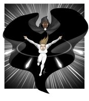 Cloak and Dagger by SumtimesIplaytheFool