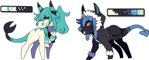ohwait there's more // adopts // CLOSE by noiryoko