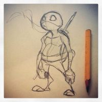 turtle by Anny-D