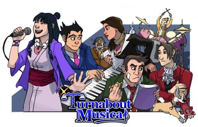 PWMusical Contest Entry by calonarang