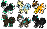 [OATA] CANINES ADOPTS 6/6 OPEN by AdoptionAdoptables