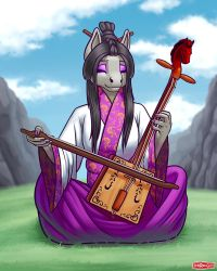 Asian Octavia by WWRedGrave