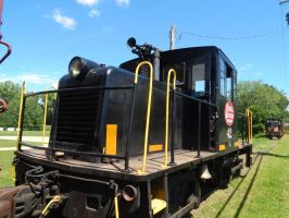Catskill Mountain Railroad 90Tonner #42 by Tracksidegorilla1
