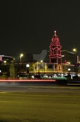 Plaza Lights by javamocha