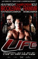 UFC 100 by X3MCHP