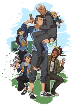 #TeamCraig by Katkat-Tan