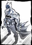 Batman 2014 by Nezart