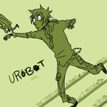 UROBOT by annit-the-conqueror