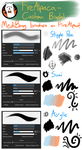 Custom Brush - Medibang Brushes for FireAlpaca! by Beginneratart
