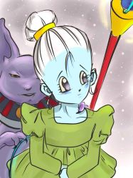 champa and his attendant by drawplzforum on deviantart