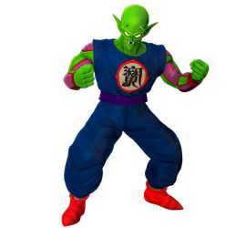 King Piccolo (Young) Render Piccolo Day! by Nibroc-Rock