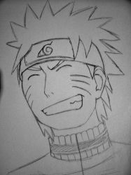 Naruto by CrazyHispanicGirl