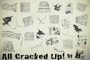 All Cracked Up by Helenartathome