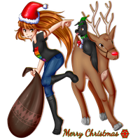 Merry Christmas 2014 by Rumay-Chian