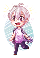 A smol Sogo by ThatWildMary