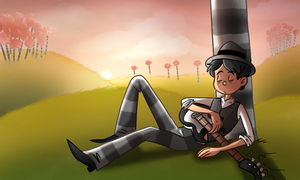 Just chillin by EarthCookies