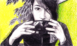 mike fuentes. by CaptainJankyface