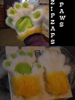 zipzaps new paws by zipzap-rai