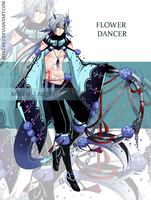 [CLOSED] Auction - Flower Dancer 2 by Syu-mln