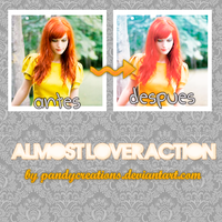 Almost lover action by PandyCreations
