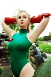 Street Fighter: Cammy White 4 by HayleyElise