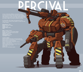 PAYLOAD: Percival by Blazbaros